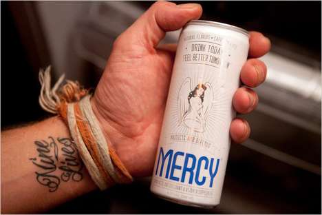 Canned Hangover Remedies