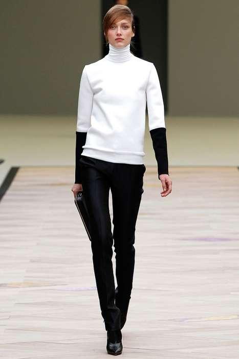 Basic Color-Blocked Fashion