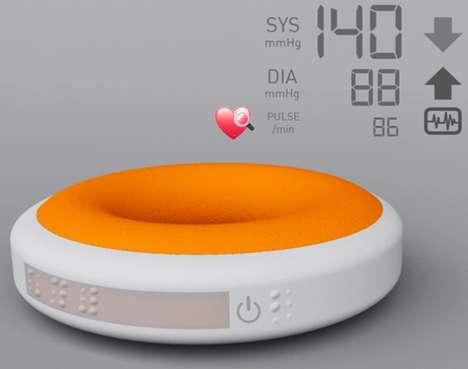 Braille Blood Pressure Bands
