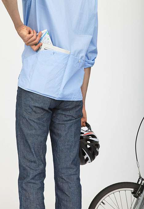 Cyclist-Friendly Clothes