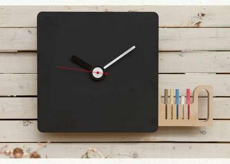 Blackboard Time-Tellers