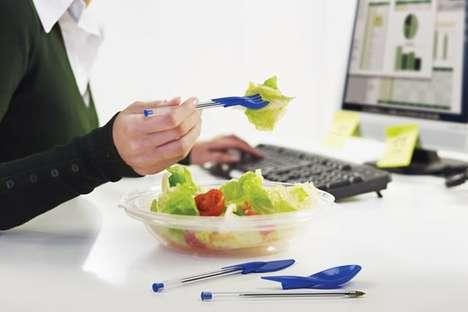 Cutlery Writing Hybrids