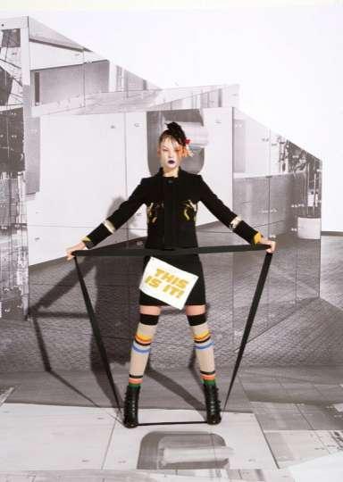 Pop Art Couture Lookbooks