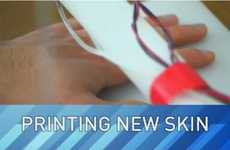 Epidermis-Printing Technology