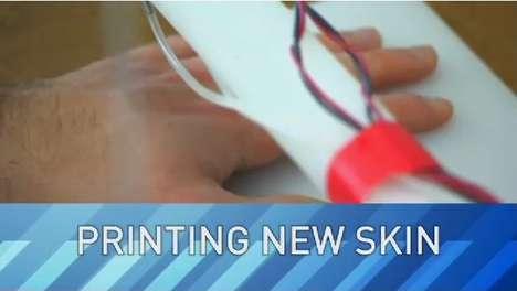 Epidermis-Printing Technology