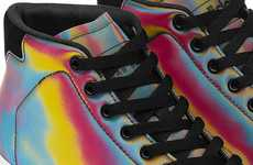 Psychedelic Sneakers