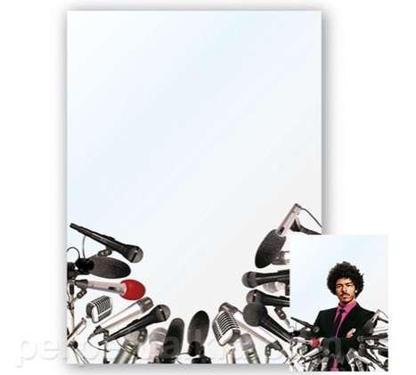 Mock Celebrity Mirrors