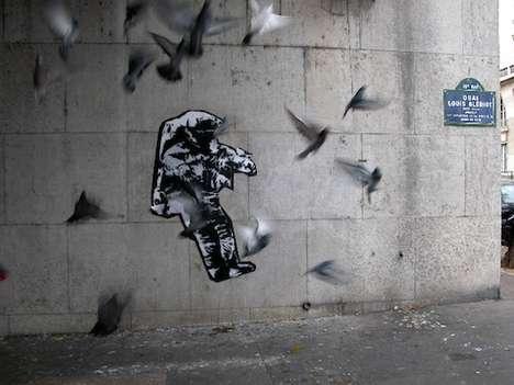 Stencil Art Contests