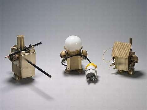Desktop Robot Devices