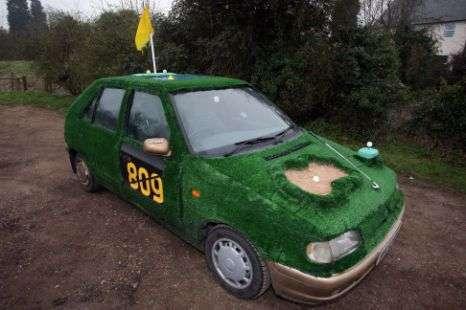 Portable Golf Courses