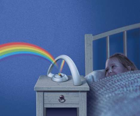 Colorful Kiddie Projectors