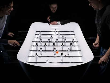 Ultra-Pricey Frathouse Games - Gro's 'The Beautiful Game' is a $68,000 Foosball Table