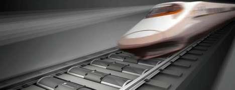 Train Track Power Plants