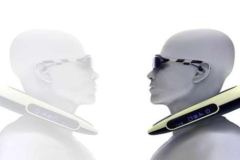 Futuristic Travel Gear