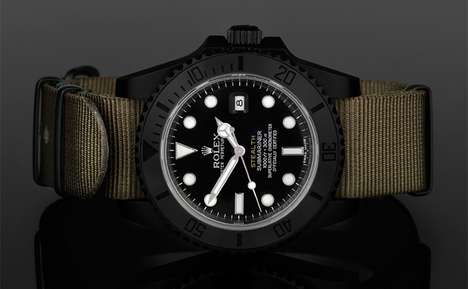 Manly Military Timepieces