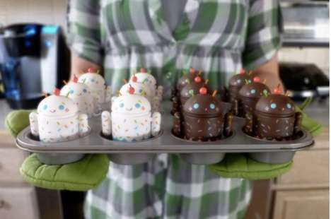 Robotic Dessert Toys