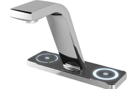 Touchscreen Taps
