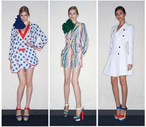 Clashing Spring Collections