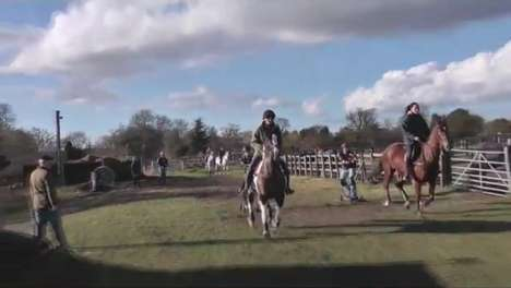 Extreme Equestrian Sports