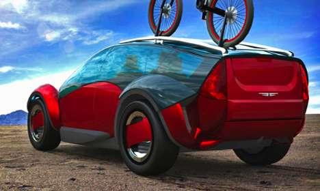 Eco-Optimized SUVs