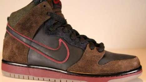 Thrash Metal Skate Shoes