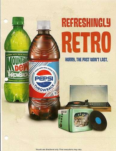 Vintage Pop Can Ads