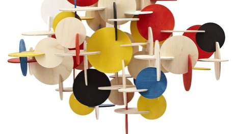 Primary Color Chandeliers