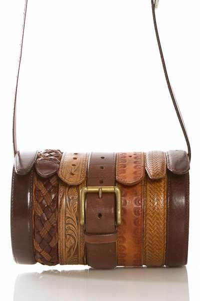 Cylinder Belt Bags