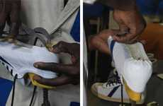 African-Sourced Sneakers