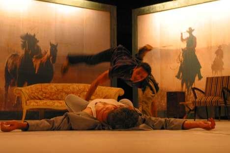 Ferocious Ballet Choreography
