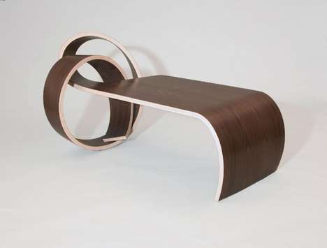 Twist Tie Coffee Tables
