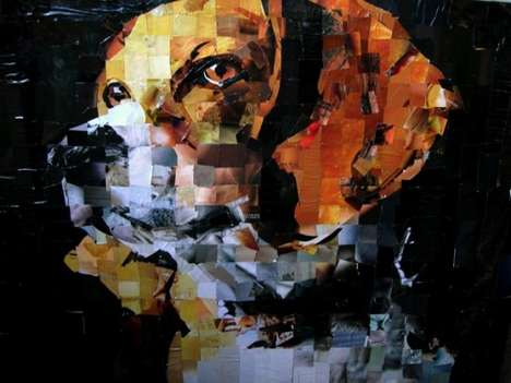 Crafty Canine Collages