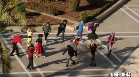 Street-Dancing Virals (UPDATE) - The Viral Factory Samsung Campaign Clip Takes Onlookers by Surprise