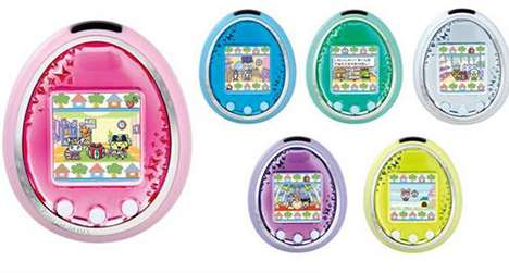 Tamagotchi iD L Adds New Features and Designs to an Old Classic