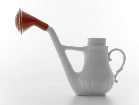 Teapot Gardening Tools