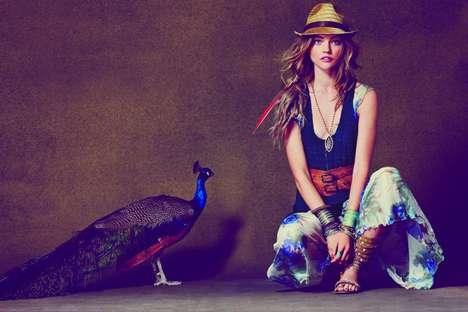 Majestic Tribal Fashion