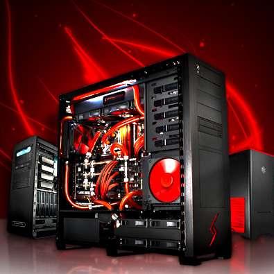Epic Lightshow PCs : Digital Storm Gaming Computers