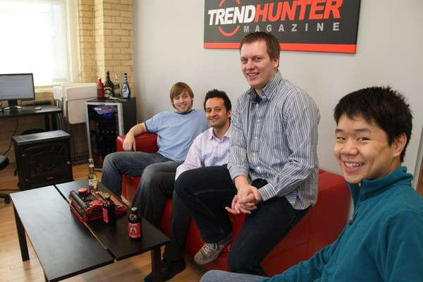 Trend Hunter Office 4