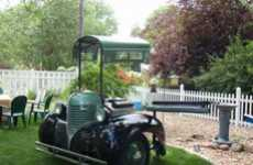 Hot Rod BBQ Grills - Willie Elder's Awesome DIY Creation is a Barbecue Built from a 1939 Dodge