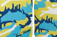 Pop Art Cases - Incase x Andy Warhol Foundation Adds Iconic Artworks to Multiple Apple Products