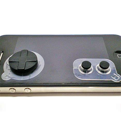 Game Button Adhesives
