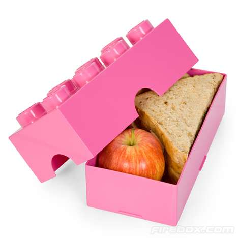 Building Block Lunchboxes
