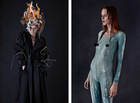 Surreal Gothic Shoots