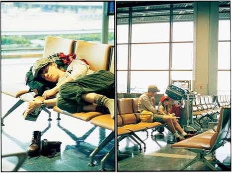 Tired Traveler Lookbooks