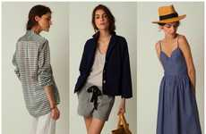 Soft Summer Styles - The Steven Alan Spring Collection is Perfect for Hot and Sunny Days