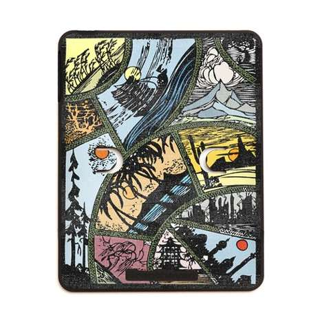 Crowdsourced Gadget Covers - 5-in-1 iPad Case From Brenthaven & Cafepress is a Personalization Win
