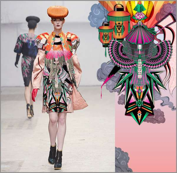50 Origami Inspired Fashion Styles