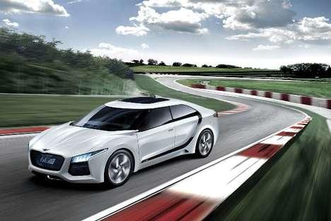 Hydrogen Commuter Cars