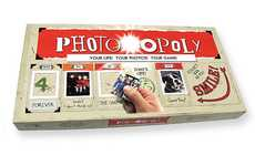 Personalized Board Games - Photo-opoly Lets You Create and Play Your Own Version of Monopoly