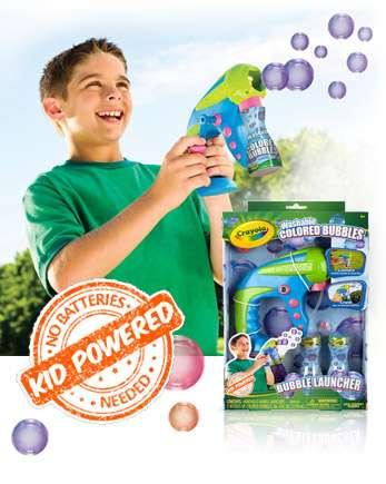 Brilliant Bubbly Toys